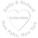 Picture of Emily Wedding Embosser