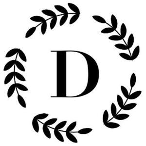 Duncan Monogram Stamp