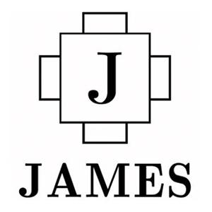 James Monogram Stamp