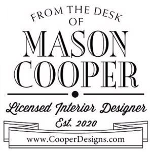 Mason Wood Mounted Social Stamp