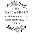 Picture of Gallagher Address Stamp