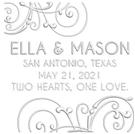 Picture of Ella Wedding Embosser